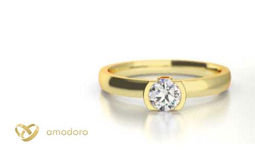 Verlobungsringe von Amodoro