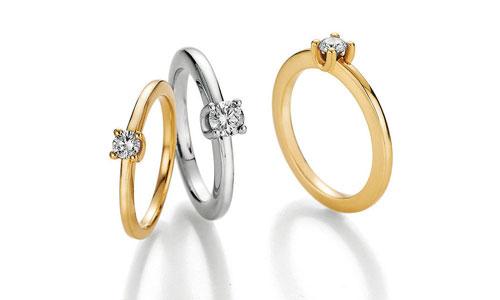 Verlobungsringe von Hilgers Diamonds