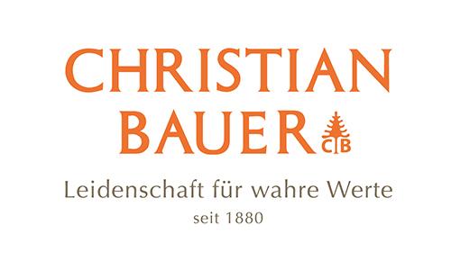 Das Logo der Trauring-Manufaktur Christian Bauer