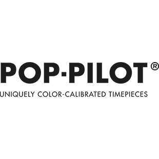 Das Logo von Pop-Pilot Uhren | Juwelier Hilgers