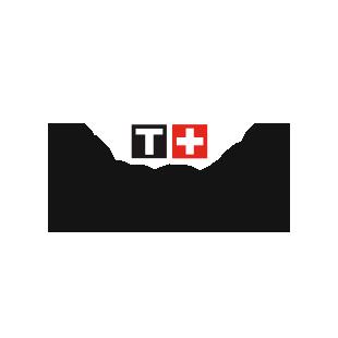 Das Logo der Tissot-Uhr   Juwelier Hilgers Essen