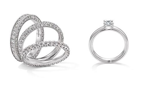 Verlobungsringe in Essen - Christian Bauer bei Juwelier Hilgers