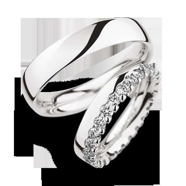 Der Prinzessinen-Ring | Trauringe von Juwelier Hilgers in Essen