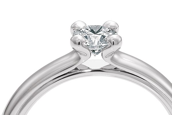 Diamanten hoher Qualität für Verlobungsringe von Christian Bauer