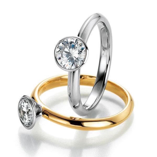 Verlobungsringe Hilgers Diamonds - grazile Optik