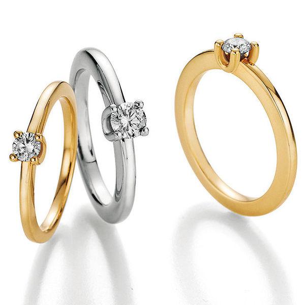 Verlobungsringe Hilgers Diamonds - Solitaire-Ringe