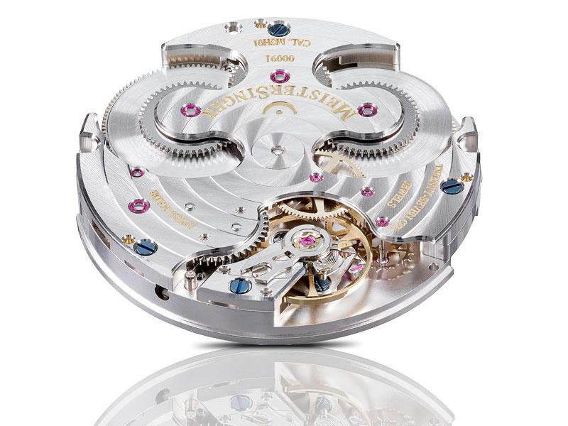 Handaufzugswerk MSH01 von Meistersinger | Juwelier Hilgers
