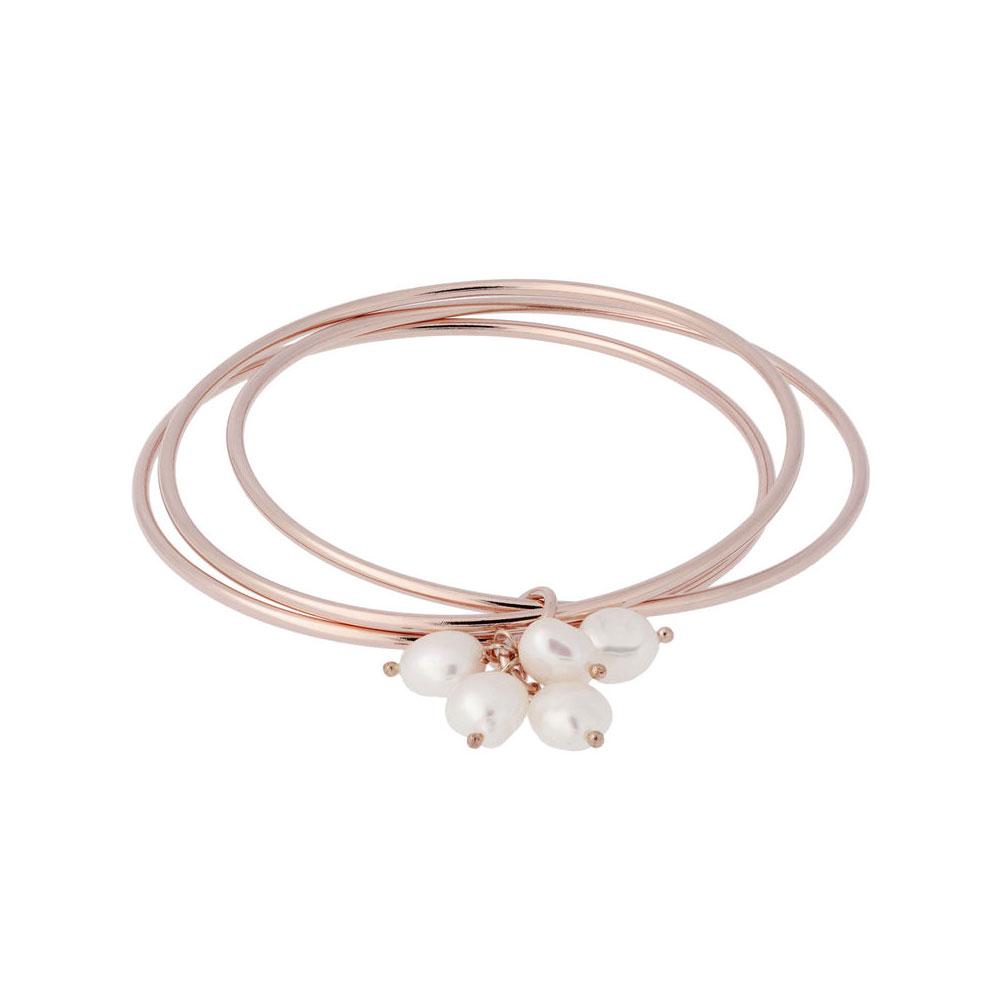 Bronzallure Armreif Perlenblume | Juwelier Hilgers Essen