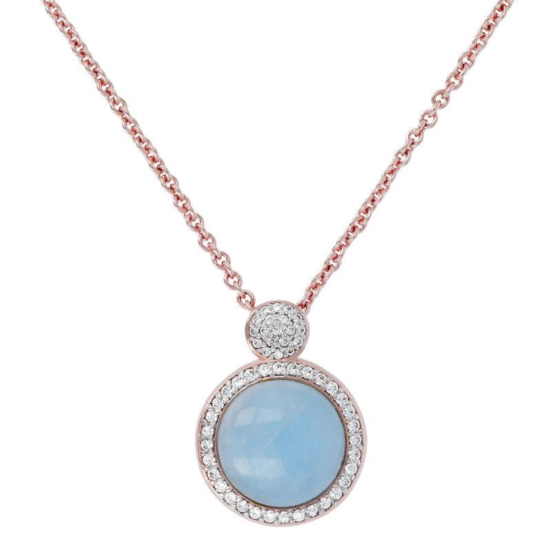 Collier Achat und Zirkonia | Juwelier Hilgers Essen