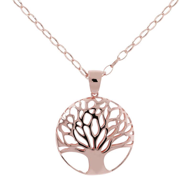 Bronzallure Collier Baum | Juwelier Hilgers Essen