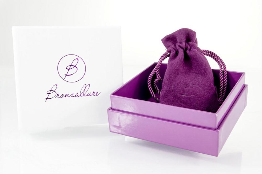 Schmuckverpackung von Bronzallure | Juwelier Hilgers Essen