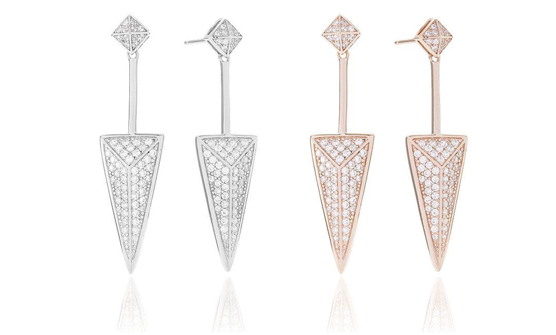 Ohrschmuck Pecetto Grande von Sif Jakobs | Juwelier Hilgers Essen