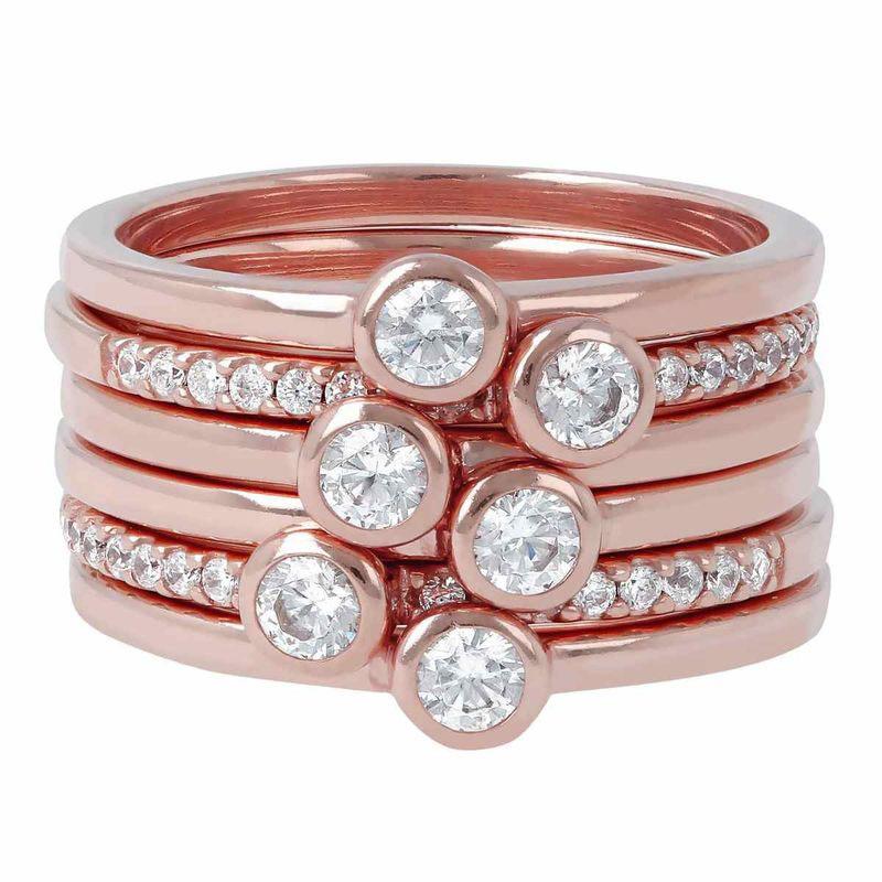 Vorsteckringe Bronzallure | Juwelier Hilgers Essen