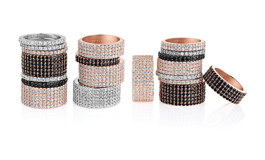 Ringe stackn-style Sif Jakobs | Juwelier Hilgers Essen