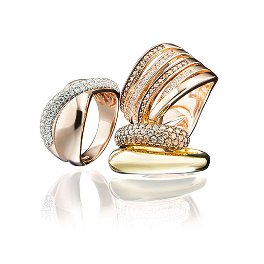 Vilmas Ring Set | Juwelier Hilgers Essen