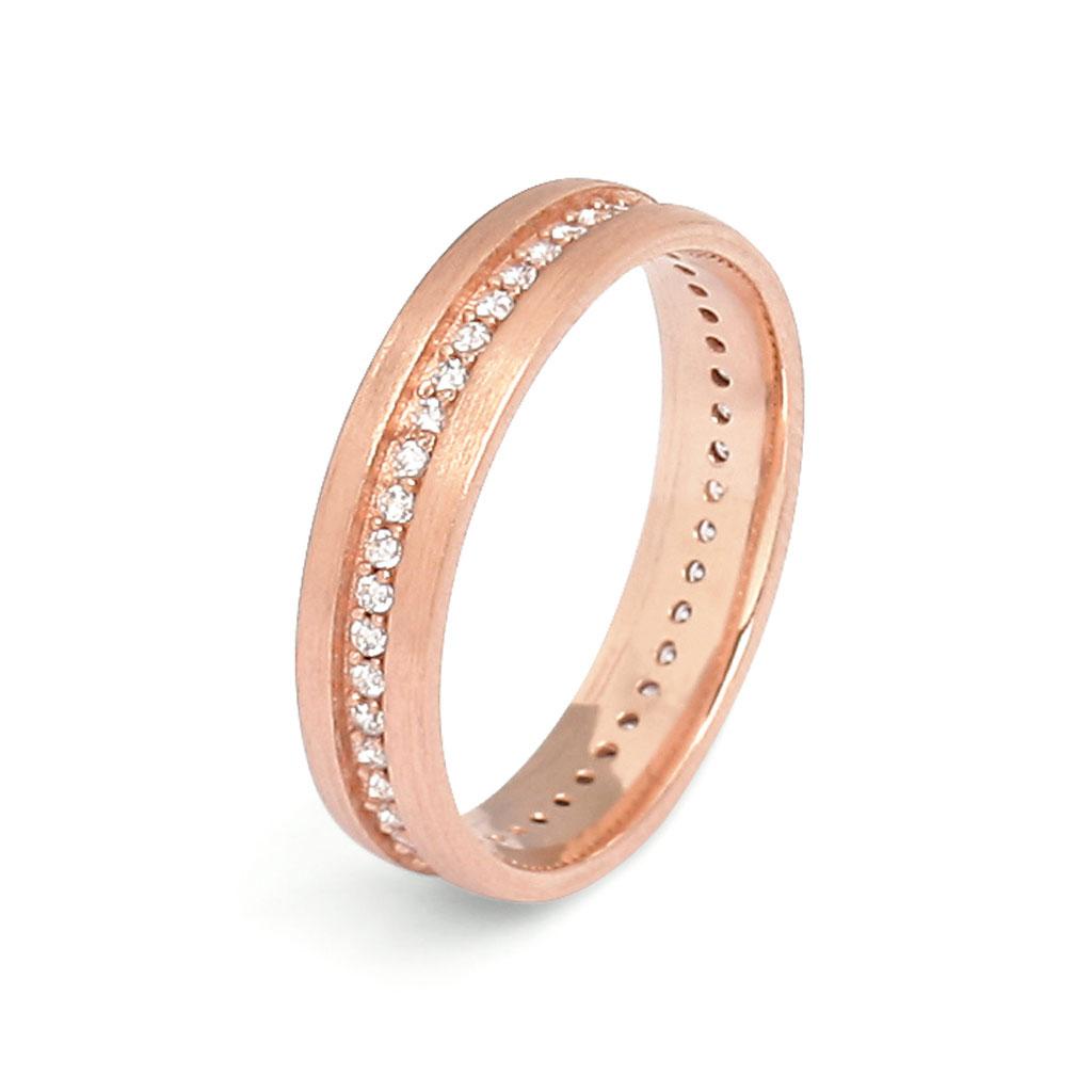 Bernd Wolf Ring rotvergoldet | Juwelier Hilgers