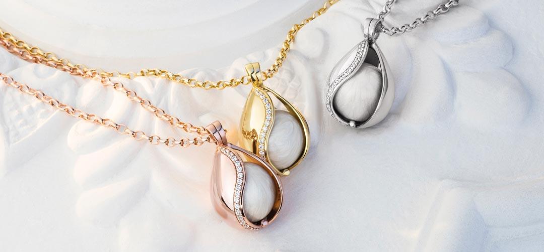 Engelsrufer Himmelsträne - Stillleben | Juwelier Hilgers Essen